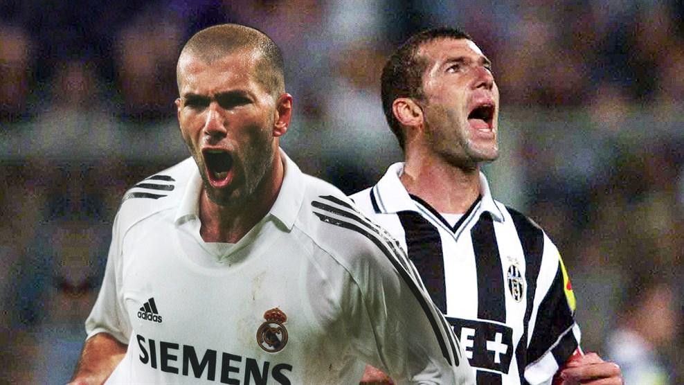 Juve y Madrid